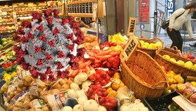Koronavirus na ovoci a zelenině? Zbavte se virů jednoduše a bez chemie