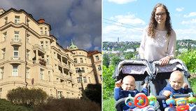 Žijí moji chlapečci? Kateřina (34) porodila o 9 týdnů dřív. Dlouho čekala, než si dvojčata pochovala