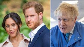 Meghan a Harry opět rozzuřili Británii! Nedostatek empatie a špatné načasování