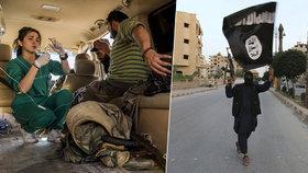 """""""Boží trest pro křižáky,"""" raduje se z pandemie ISIS. A slibuje tvrdé útoky"""