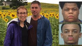 Mladík bezcitně popravil rodiče své přítelkyně: Nechtěli je nechat se vídat kvůli koronaviru!