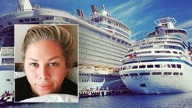 Plavba se změnila v horor: Žena kvůli koronaviru uvízla na zámořské lodi!