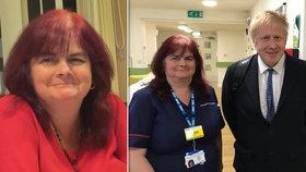 Sestřička Sára, kterou chválil Boris Johnson: S nedostatečným respirátorem pracovala dál, zemřela týden od nákazy