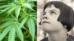 Malé Charlotte (†13) léčili marihuanou epilepsii: Zemřela na záchvat a selhání srdce