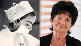 Zemřela první dáma české anesteziologie Danuše Táborská: Kolegové dojemně vzpomínají