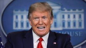 """""""Nemáme krále."""" Guvernéři se staví proti plánu Trumpa otevřít zemi, ten ostře reagoval"""