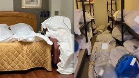 Když márnice nestíhají: Nemocnice v Detroitu je plná mrtvých! Těla jsou v kumbálech, na postelích i ve křeslech