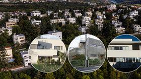 Výjimečná kolonie Baba: Funkcionalistické vily pro pražskou smetánku dostaly titul Evropské dědictví