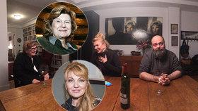 Smutek vdovy po Formanovi (†86): Koronaviru podlehla první česká osobnost!