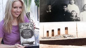 Spisovatelka objevila utajené oběti Titaniku: Jejich příběhy šokují