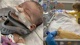 Novorozenec bojuje o život: Postřelil ho přítel maminky! Není naděje, říkají doktoři