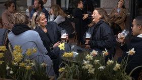 První promořené město: Stockholm brzy získá kolektivní imunitu, tvrdí velvyslankyně