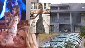 Dara Rolins ukázala svou vilu! S kým ale tráví čas v takovém luxusu?