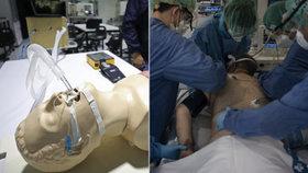 Plicní ventilace některým pacientům škodí? Mezi experty se rozhořela debata