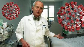 Profesor Pirk porazil covid-19 a vrátil se k transplantacím: Koronavirus jsme přecenili, říká