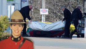 Gabriel (†51) postřílel nejméně 23 lidí v Kanadě. Zabil i policistku, matku dvou dětí