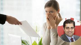 Výpověď v době korony: Kdy vás šéf může propustit? Právník vysvětlil konkrétní příklady