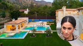 Jak vyfoukli Harrymu s Meghan snový dům v Malibu? Přeplatil je neznámý kupec!