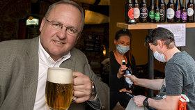 Až čtvrtina hospod znovu neotevře, tvrdí průzkum! Pivo se musí zlikvidovat, říká sládek