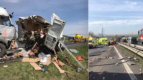 Kamion srazil čtyři silničáře na Teplicku, tři zemřeli! Policie obvinila řidiče