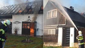 Další rána pro české dovolenkáře: Krásný penzion v Českém ráji těžce poničil požár!
