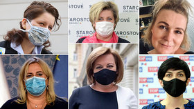 """Schillerová s vlasy září, """"zarostlé"""" političky popsaly boj s účesy. Maláčové kadeřník chybí"""