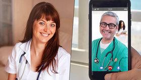 Virtuální klinika - to je rychlý a bezpečný online přístup k lékařské péči