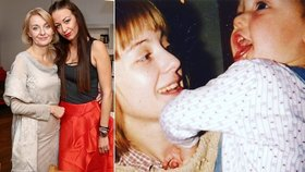 Agáta má pověstné špulení v sobě: Máma Žilková vytáhla fotku jako důkaz!