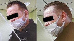 Muž s rouškou přepadl banku v Ústí nad Labem: Policie ho dopadla!