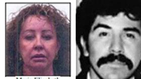 Krásná manželka mexického mafiána na útěku: Je tak tajemná, že není ani v populárním seriálu Narcos