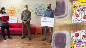 Komunitní centrum na Černém Mostě: Vaří obědy pro sociálně slabé. Málem vařit přestali. Kdo pomohl?