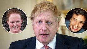 """Zdravotníci popsali péči o premiéra Johnsona. """"Byl to pacient jako každý jiný"""""""