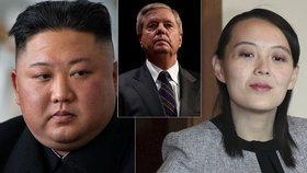 """""""Překvapilo by mě, kdyby byl naživu,"""" tvrdí o Kimovi expert. Nahradí diktátora sestra?"""