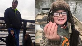 Tragický konec pátrání: Chlapce (†6), který se ztratil s otcem při rybaření, našli utopeného