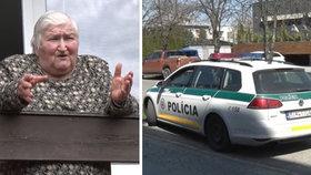 Zloděj ukradl důchodkyni tašku: Statečná Olga (74) ho dopadla na kole!