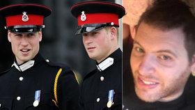 Smutná smrt kolegy princů Williama a Harryho: Elitního vojáka královského pluku zabil koronavirus