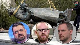 """Starostu Prahy 6 """"uklidila"""" policie, ochranu má Hřib i Novotný. Kvůli agentům z Ruska?"""