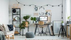 Inspirace z Instagramu: Designový home office, ze kterého se vám nebude chtít odcházet!
