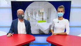 Vysílali jsme: Koronavirus a návštěvy lékaře. Hrozí epidemie odložených operací?
