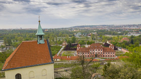 Jarní počasí v Praze: Teploty budou na střídačku, ráno mohou přijít přízemní mrazíky