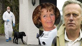 Miliardářova žena beze stopy zmizela: Hagena po roce a půl obvinili z vraždy! Kde je tělo?