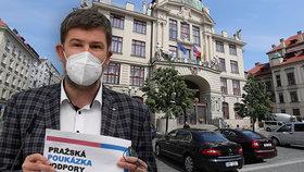 Pomoc podnikatelům v Praze: Město odpustí nájem části z nich, Pospíšil navrhuje poukázky