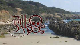 """V dovolenkovém ráji postříkali kvůli koronaviru pláž bělidlem. """"Absurdní!"""" zuří ochránci"""