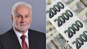 """Špatná zpráva: Jižní Moravě došly peníze! V rozpočtu chybí miliarda, """"zařízne"""" investice"""