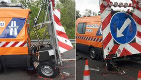 Tragická nehoda obousměrně uzavřela dálnici: Mladý táta přišel o život, zasahoval i vrtulník