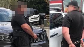 Policisté dopadli posledního člena Berdychova gangu: Skrýval se v USA
