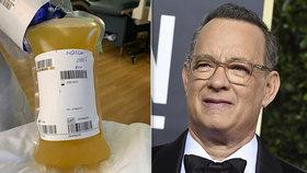 Tom Hanks opět hrdinou! Vlastním tělem chce svět zachránit před koronavirem