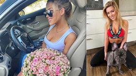 Sexy »Barbie« Dominika Myslivcová: Tři roky tají přítele! Teď spolu nesmí být
