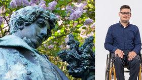 Láska v době pandemie: Michal založil speciální seznamku pro handicapované