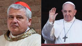 Papežův almužník pomohl transsexuálním prostitutům v nouzi: Poslal jim peníze